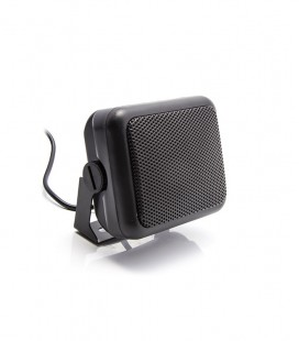 External speaker compact size, rounded edges, 2-3W