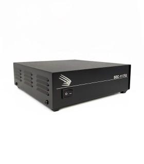 Switching power supply 25Amps 13.8V. SLIM