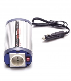 INVERSOR 150W. 24V + CONECTOR USB