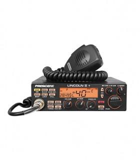 PRESIDENT emisora CB AM/FM/LSB/USB/CW