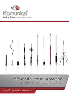 Catálogo antenas